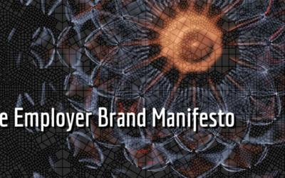 Employer Brand Manifesto