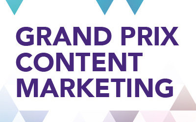 Jurylid Grand Prix Content Marketing